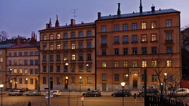 Radiodokumentär om Utkiken i Stockholm