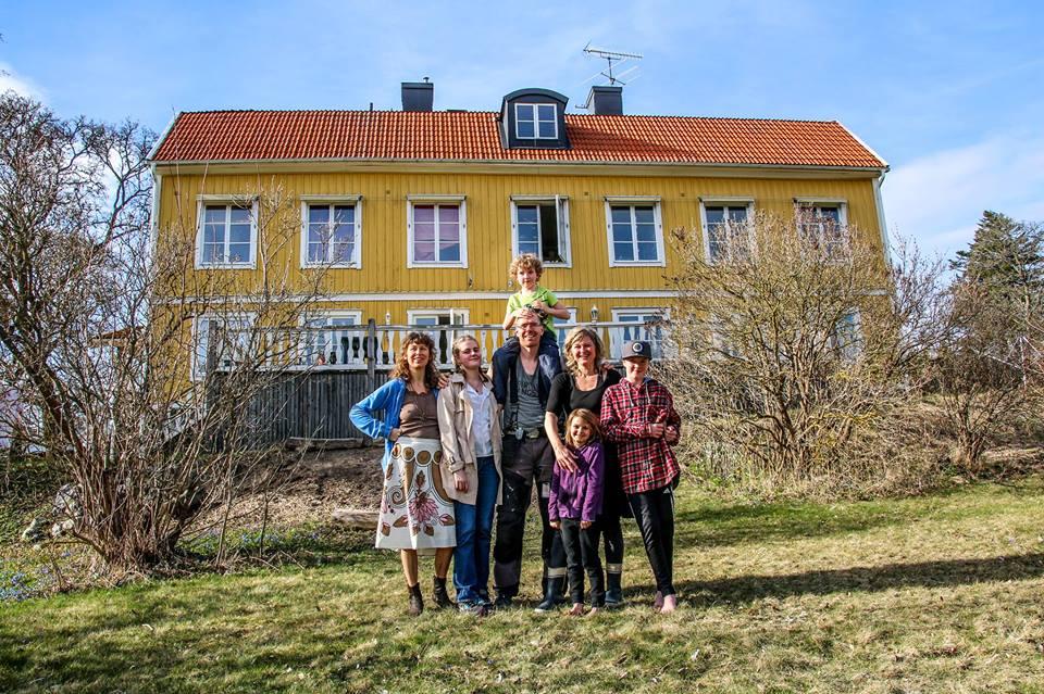 Flytta till Nackunga community – lägenheter lediga efter sommaren