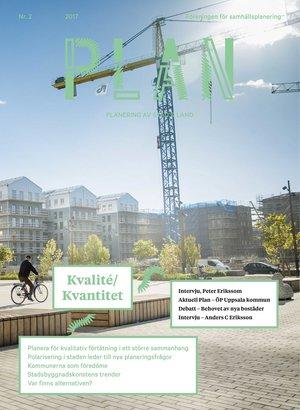 Var finns alternativen? En artikel om bostadspolitiken i tidskriften PLAN