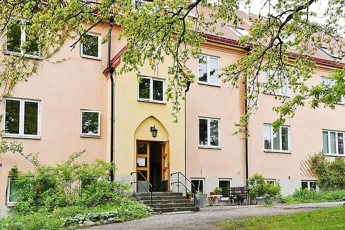 Lägenhet till salu i kollektivhuset Ängsviksgården