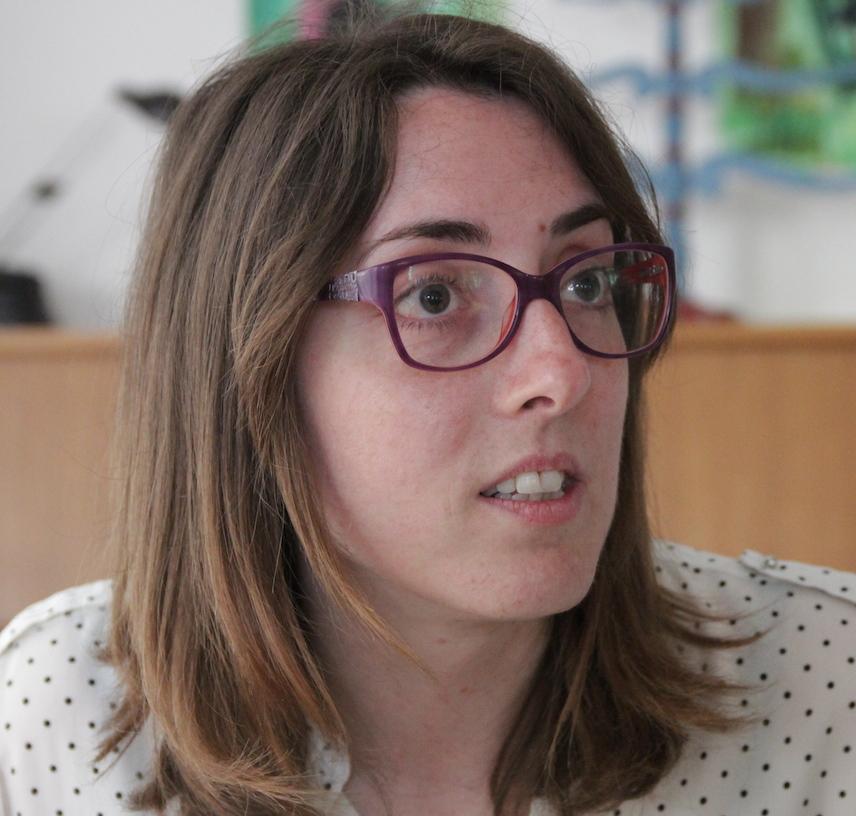Italiensk doktorand studerar svenska kollektivhus