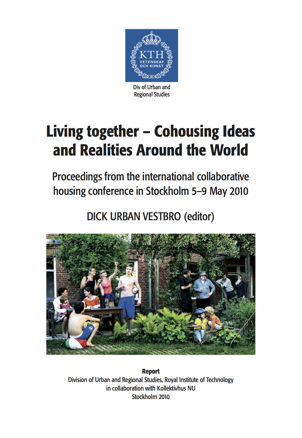 Our 2010 International Conference Proceedings now available electronically