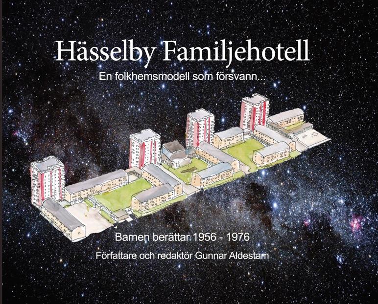 Ny bok om att växa upp i Hässelby