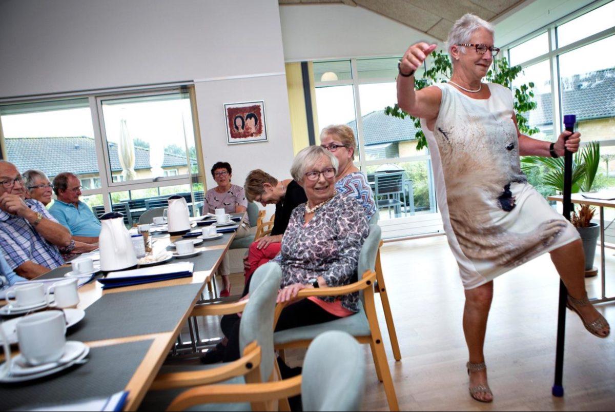 Många vill bo i seniorbogemenskap – i Danmark