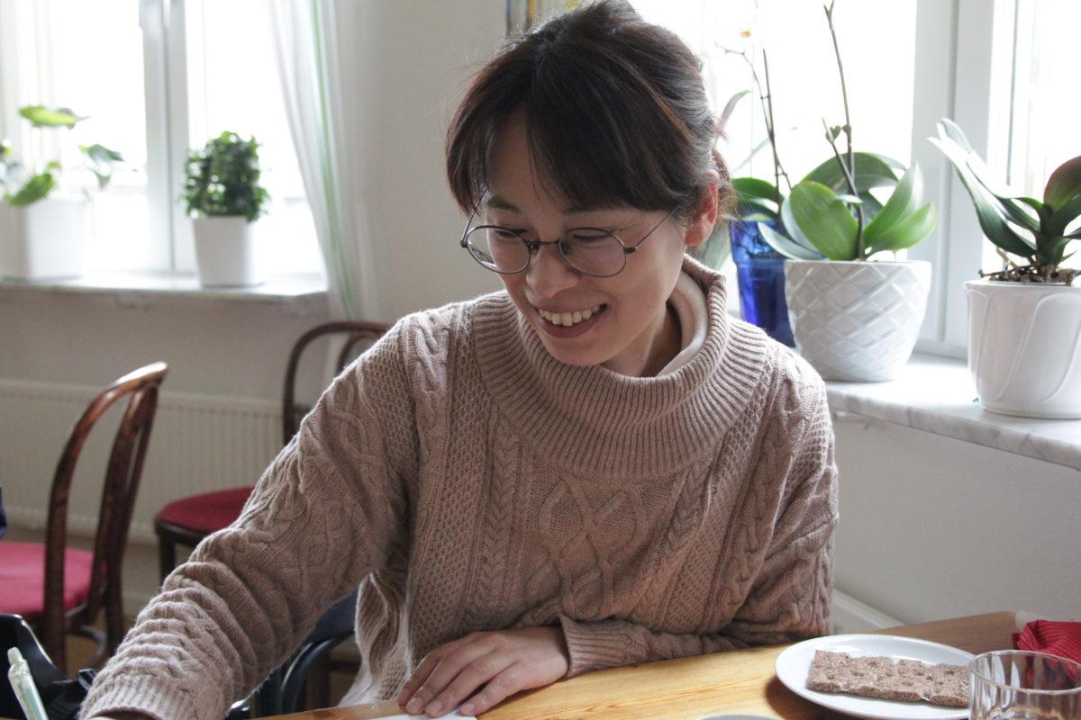 Japansk forskare lär av svenska kollektivhus