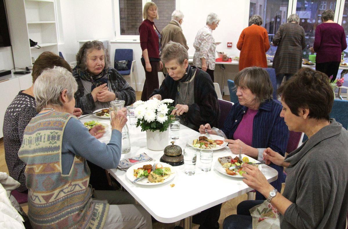 Två filmer om Older Women's Cohousing (OWCH)