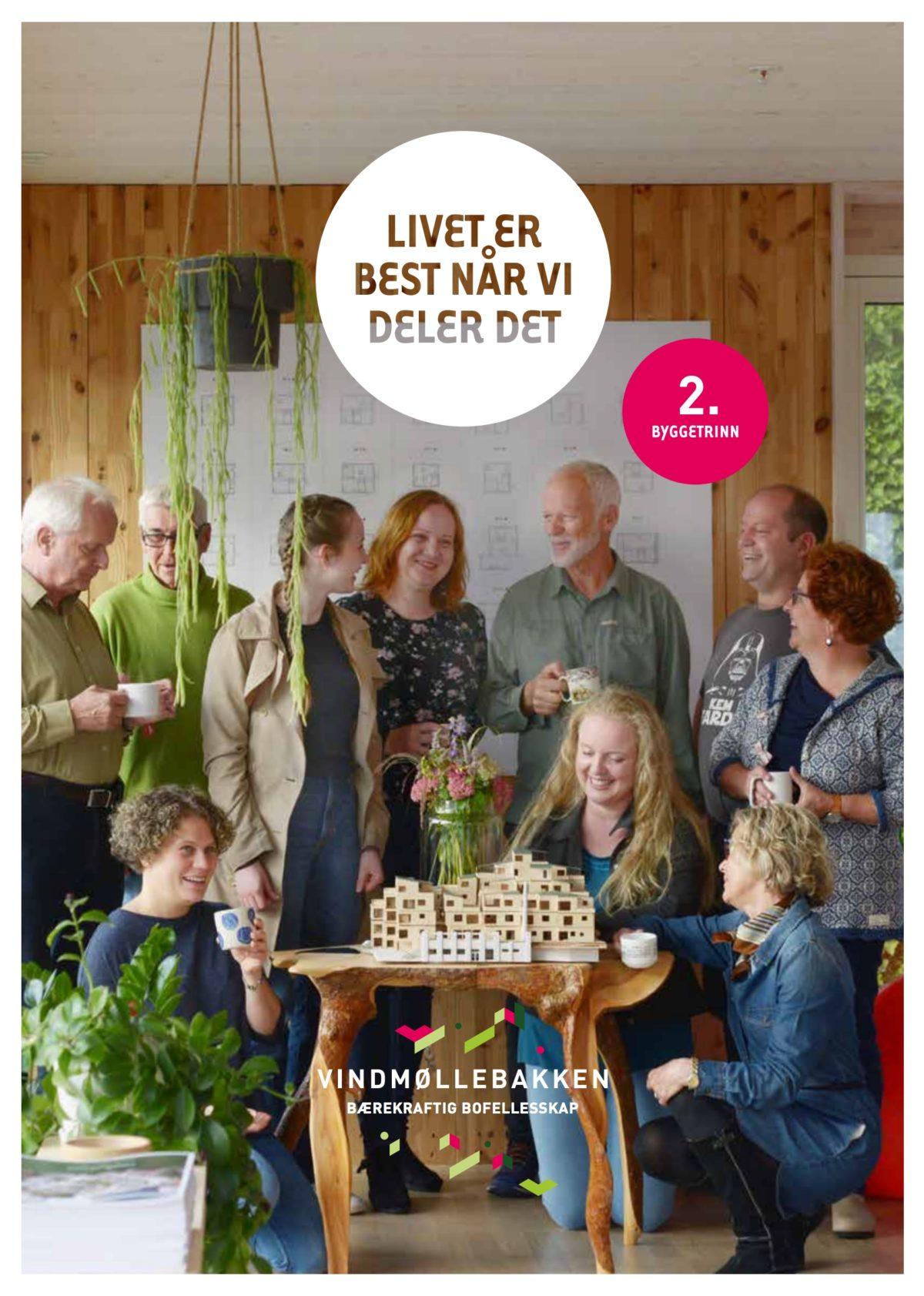 Vindmöllebakken i Stavanger byggs!
