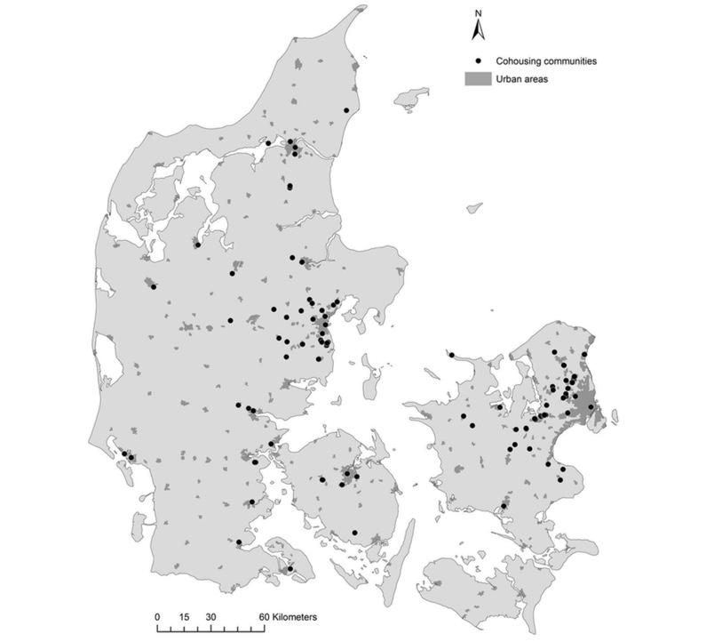 Bofaellesskaber i Danmark – alternativ för vem?
