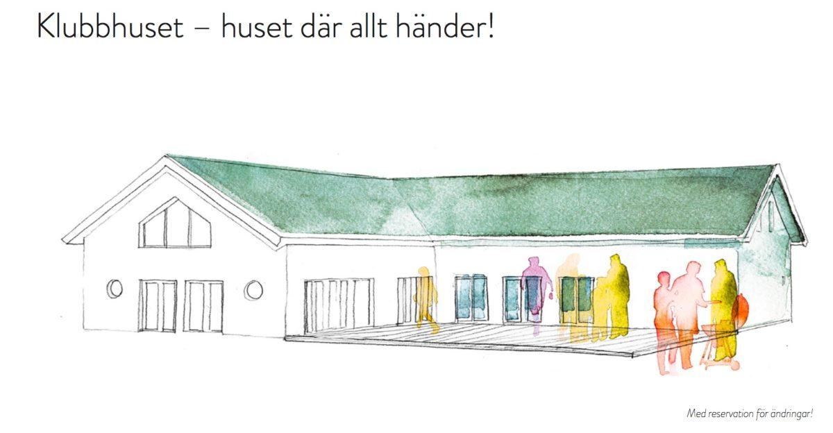 Lägenheter via Ingarö Seniorboendeförening!