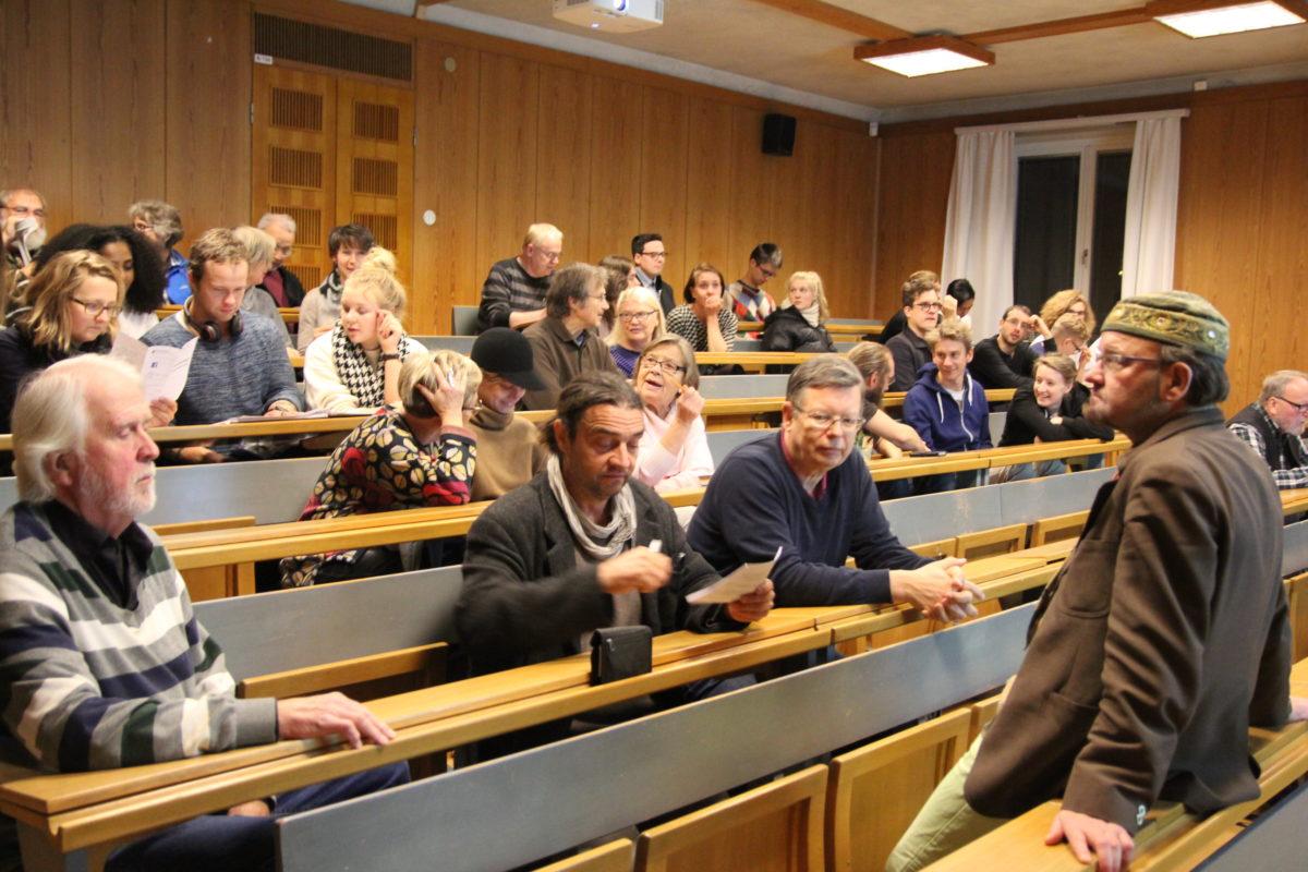 Hur ska kollektivhuset i Umeå se ut?