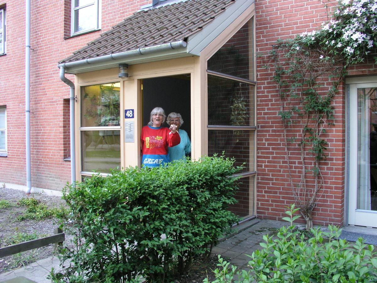Om danska bofællesskab för seniorer