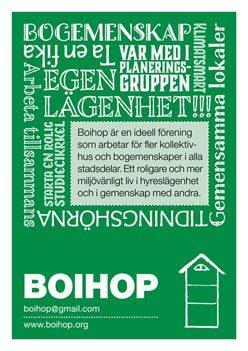 Byggstart för bogemenskapen Högsbo Boihop