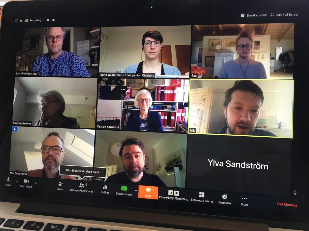 Arbete pågår med en digital plattform för bygg- och bogemenskaper