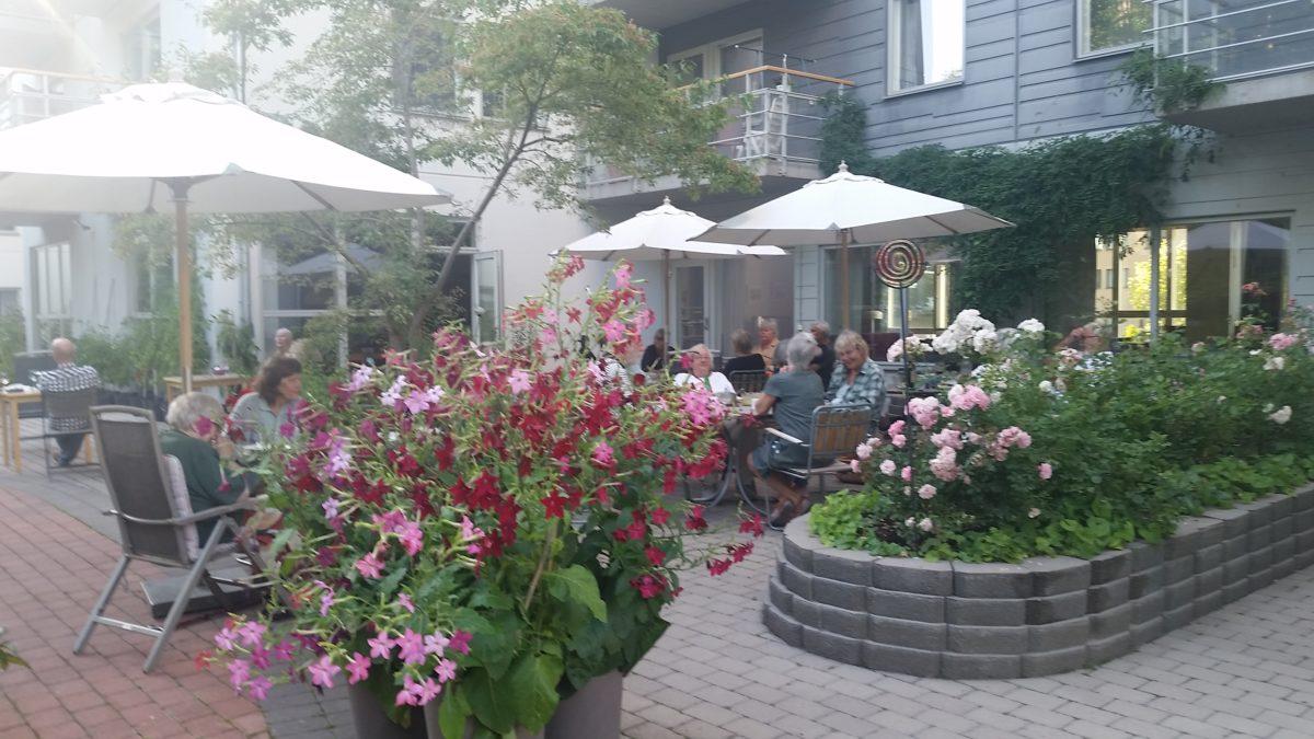Här behöver ingen känna sig ensam – Dunderbacken i Stockholm