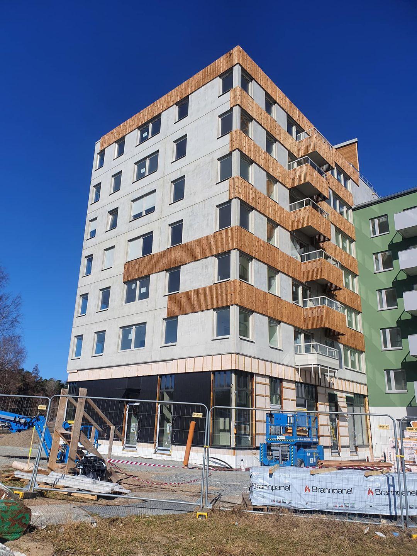 Lägenheter lediga i Rudbeckia, Uppsala