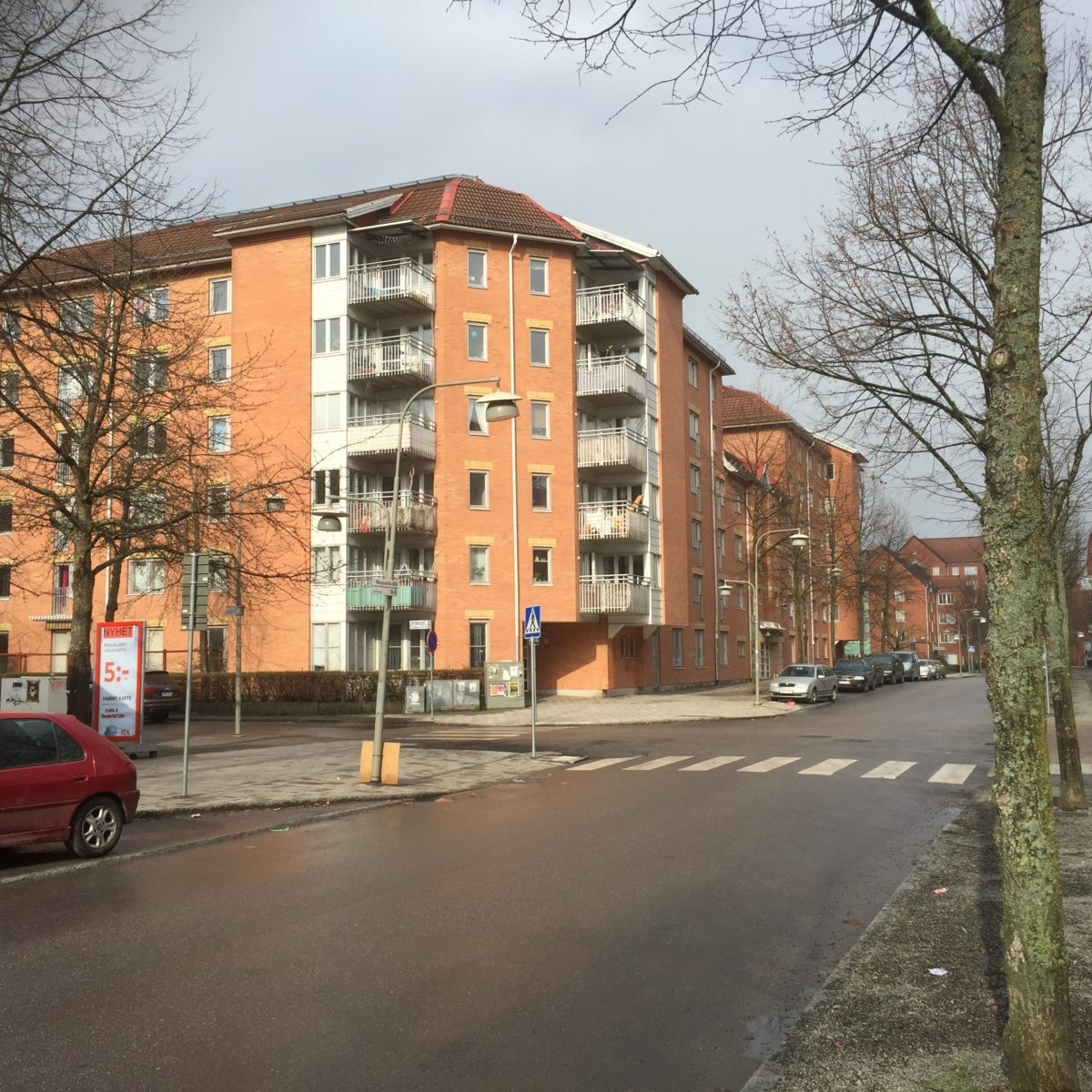Cohousing and degrowth